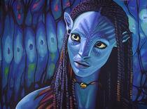 Avatar painting von Paul Meijering