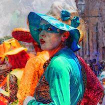 julia at the parade