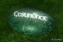 Wunschstein Gesundheit (Wishing Stone Health) by lousis-multimedia-world