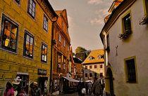 TOWN OF KRUMLOW by Maks Erlikh