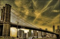 BROOKLYN BRIDGE von Maks Erlikh