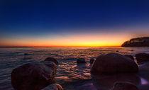 Sonnenaufgang bei Binz von gfischer
