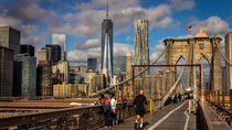 Brooklyn Bridge von gfischer