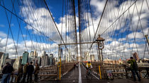 Brooklyn Bridge by gfischer