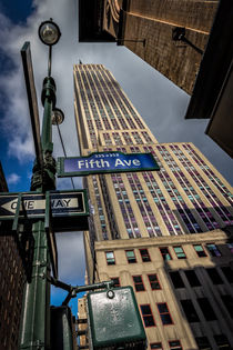 Empire State Building by gfischer