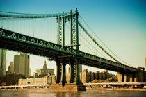 Manhattan Bridge by Darren Martin