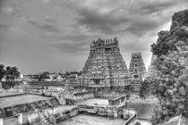 Srirangam Temple by rainbowsculptors