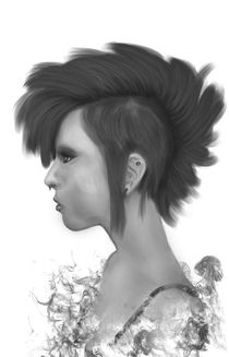 Punk girl by mckenna
