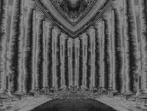 Säulen von foto-bar