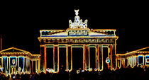Brandenburger Tor by foto-bar