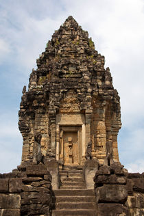 Bakong Tempel, Kambodscha / Bakong temple, Cambodia by gfc-collection
