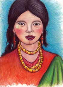 die tibeterin von finkpink