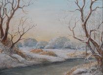 Erster Schnee von Holger Hausmann