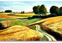 Das Korn ist reif by Holger Hausmann