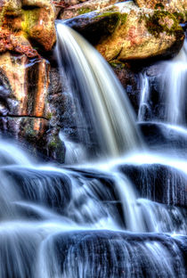 waterfall von Doug McRae