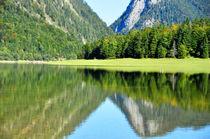 Bergsee von Brigitte Stolle