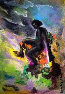 Explosion by Samwais Art