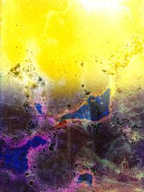 djinn is fleeing the light by Dietmar Braunmiller