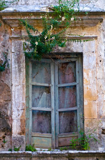 Antikes Fenster - NOTO - Sizilien by captainsilva