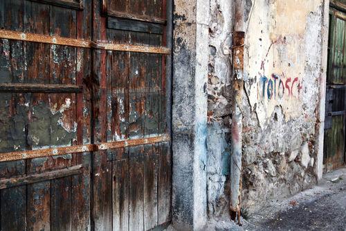 Antique-facade-taormina-sicily