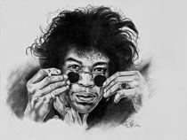 Jimi Hendrix von art-imago