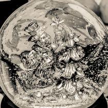Christmas Snow Globe von digidreamgrafix