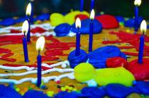 Cookie Birthday Cake von digidreamgrafix