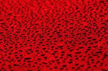 Red Water Drops von digidreamgrafix