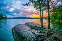 lake jocassee south carolina von digidreamgrafix