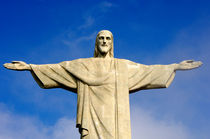 Christus-Skulptur, Rio de Janeiro, Brasilien by gfc-collection