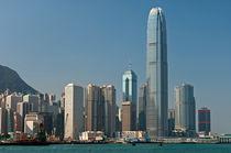 Skyline von Hongkong / Hong Kong skyline  von gfc-collection
