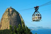 Zuckerhut, Rio de Janeiro von gfc-collection