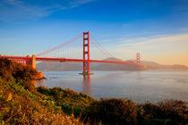 Golden Gate Bridge von Dominik Wigger