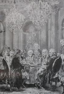 0606s - Tafelrunde - round panel at Sanssouci by stiche. biz