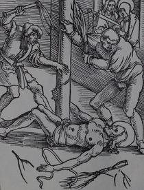 0825s - Folterknechte - Torturers von stiche. biz