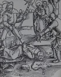 0826s - Folterknechte - Torturers von stiche. biz