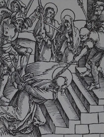 0828s - Folterknechte - Torturers von stiche. biz
