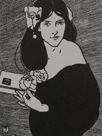 0872-1s - der Liebesroman - the love story von stiche. biz