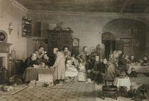 1055s - Steuereintreiber - tax collector von stiche. biz