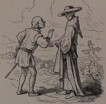 1060s - Tod Gevatter - death godfather von stiche. biz