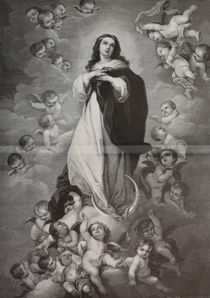 1266s - Mariä Himmelfahrt - Assumption von stiche. biz