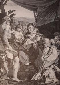 1357s - Die Madonna von stiche. biz