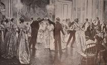 1366s - Opernball - Opera Ball von stiche. biz