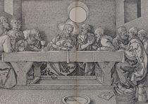 0552s - Das heilige Abendmahl - The Last Supper von stiche. biz