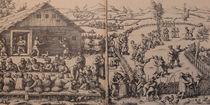 1414s - Das ländliche Fest - The rural festival von stiche. biz