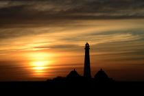 Leuchtturm Westerheversand by fotografie-von-hein
