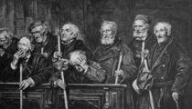 9165s - Männer-Chor - Mens Choir von stiche. biz
