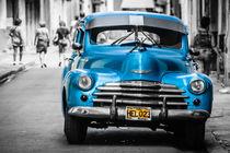 Los Vehículos Cubanos II by Marcus A. Hubert