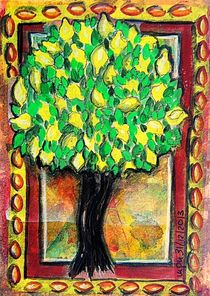 LEMON TREE by mimulux