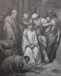 9383s - Jesus mit der Dornenkrone - the crown of thorns von stiche. biz